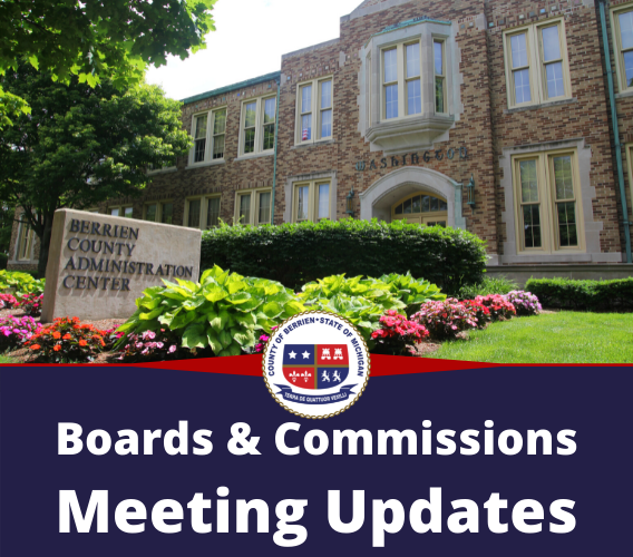 Boards & Commissions Meeting Updates