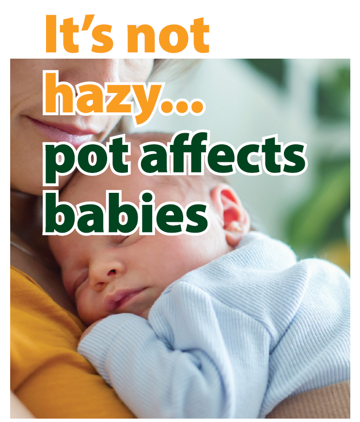 pot affects babies